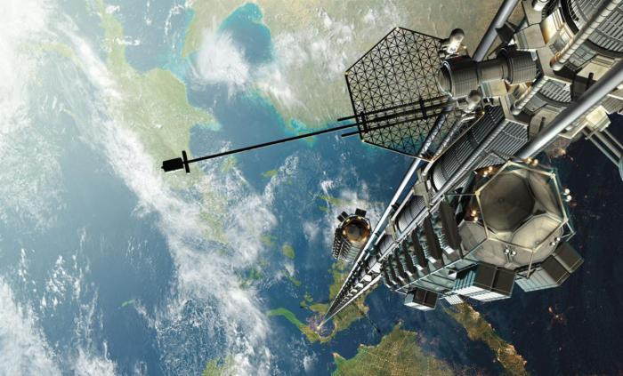 Thothx: в космос на лифте.