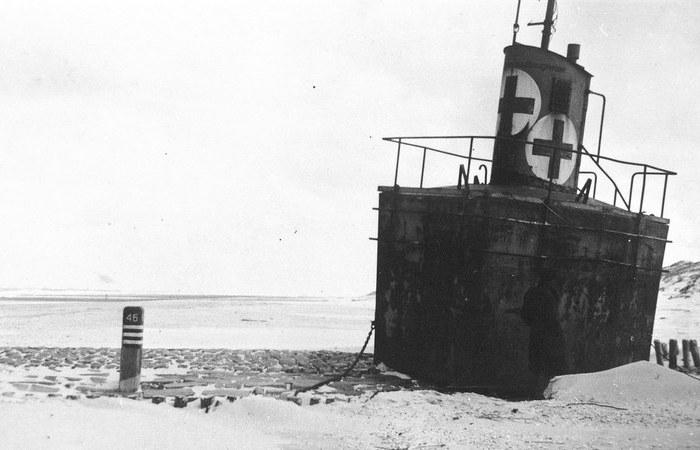 Зачем немцы ставили в Ла-Манше гигантские буи с красными крестами