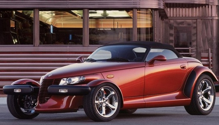 Plymouth Prowler.