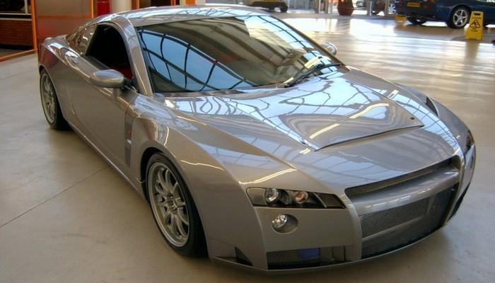 X Works Automotive X1.
