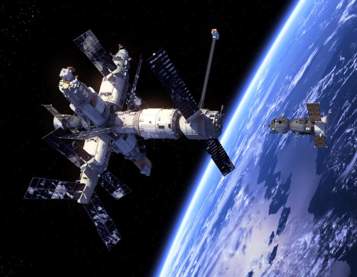Столкновение челнока «Союз ТМ-17» и станции «Мир».