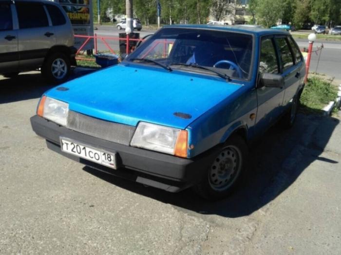 Машина могла получиться неплохой. ¦Фото: racemarket.ru.