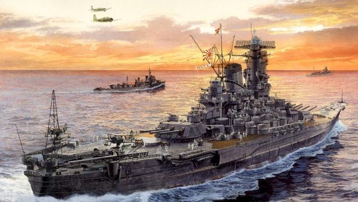 Не все в командовании флота одобрили этих гигантов.