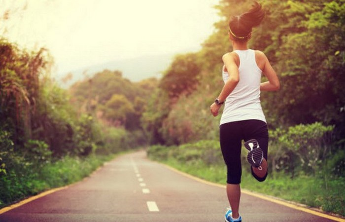 Ежедневная пробежка предотвращает слабоумие.