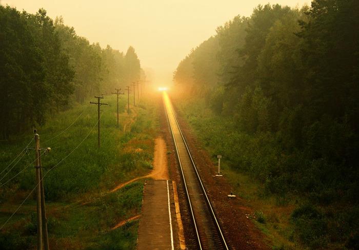 Правильнее всего называть полустанком или разъезд или остановочный пункт. ¦Фото: foto-tula.ru.