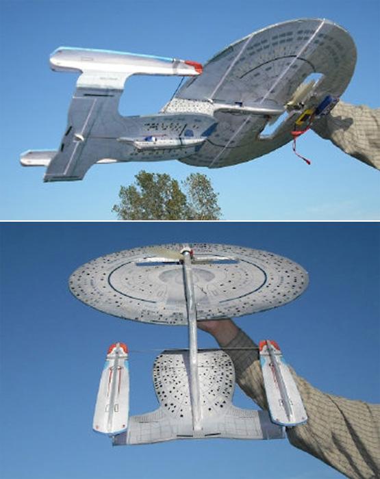 Модель для любителей вселенной Star Trek.