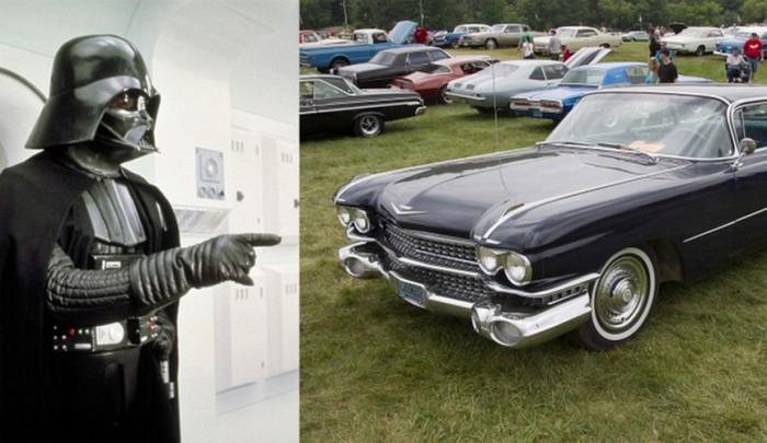 Cadillac Flat Top для Темного Владыки.
