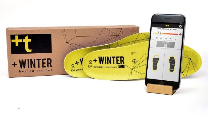 Стельки +Winter Heated Insoles запомнят любой режим.