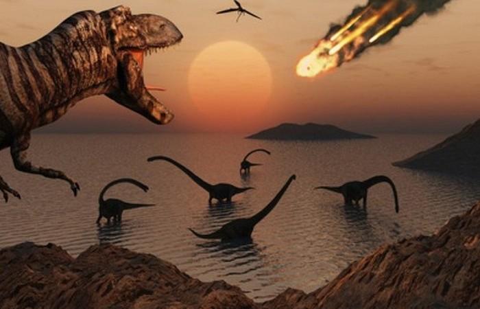 Появилось предположение, что темная материя уничтожила динозавров.