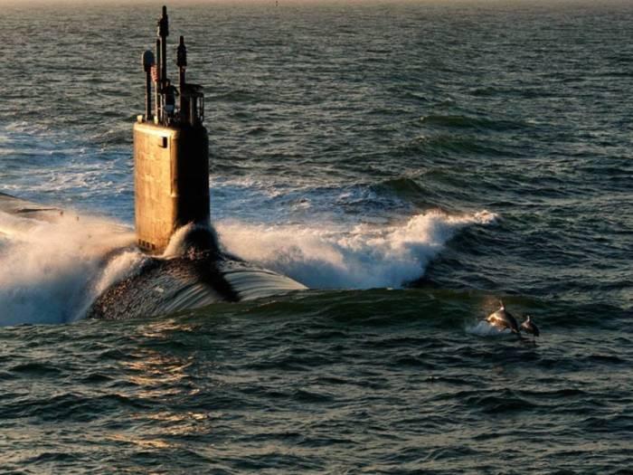 В остальное время лодка идет по поверхности. ¦Фото: topwar.ru.