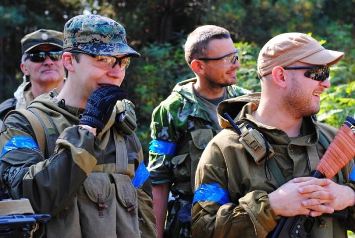 Солдаты самого коварного государства.