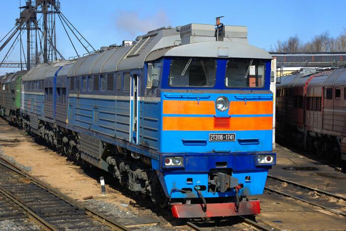 Аэродинамика тут не причём. |Фото: train-photo.ru.