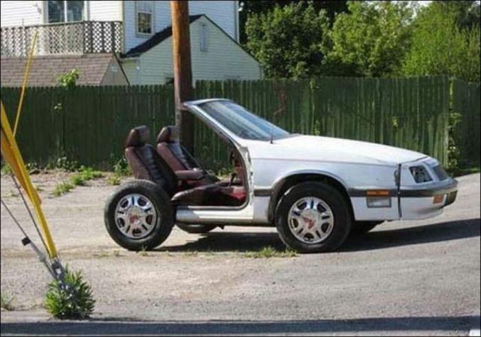 Почти кабриолет.