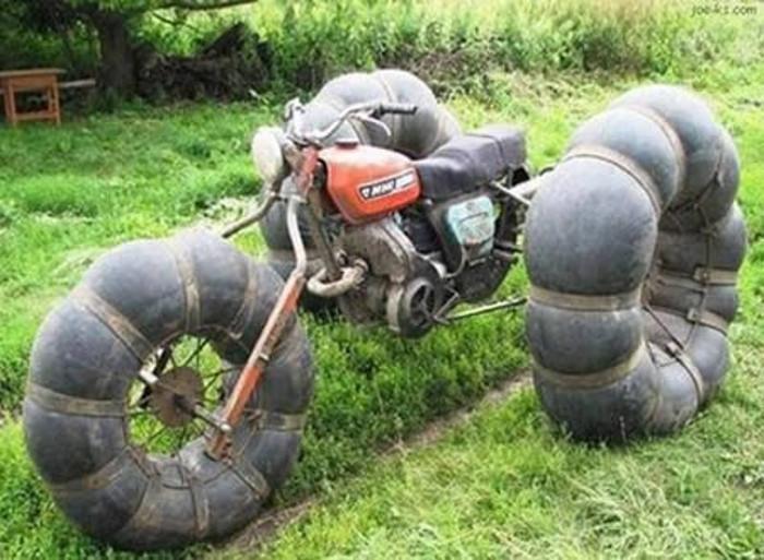 Водный мотоцикл.