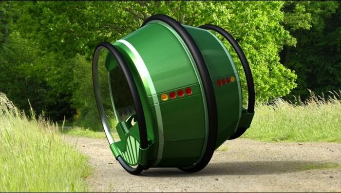eRinGo Concept Car.