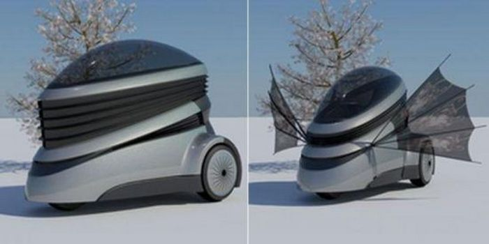 Kassou Concept Car.