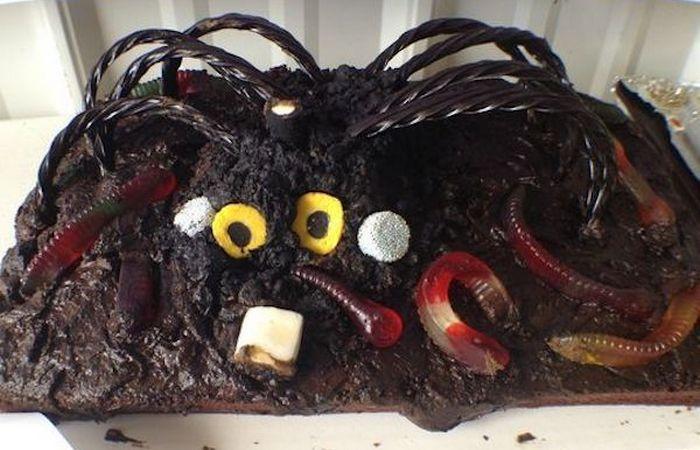 Странная забава: «Конкурс уродливых тортов».