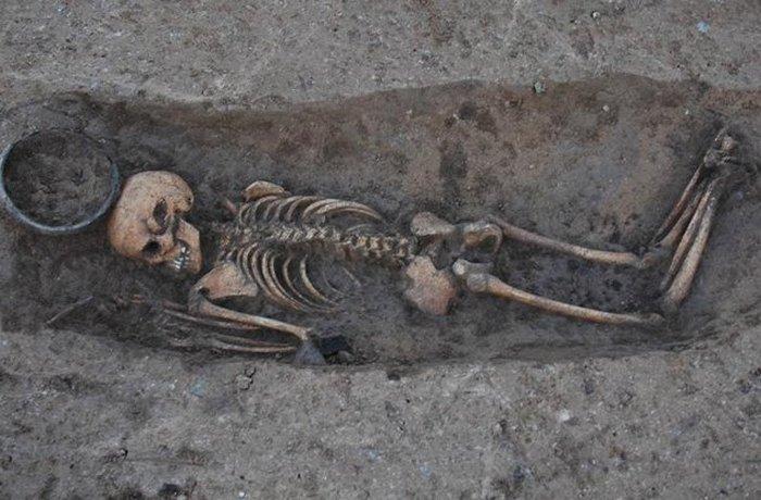 Гробница на двоих.