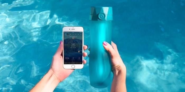 Если забываешь вовремя пить, купи себе Hidrate Spark.