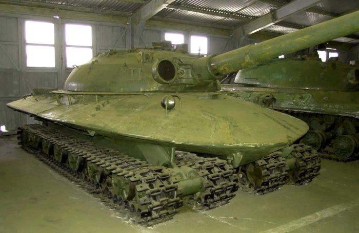 Сейчас стоит в музее под Москвой. /Фото: ucrazy.ru.