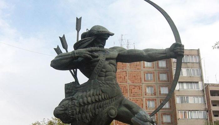 Армения - первая христианская страна.