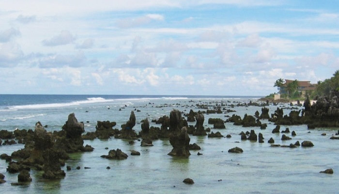 Страна пляжей.