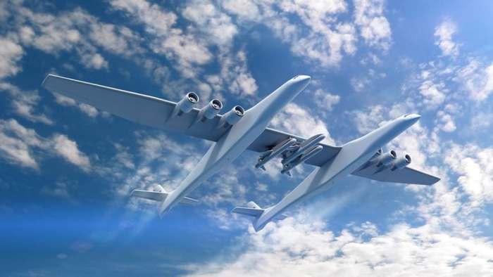 Исполинский самолет.