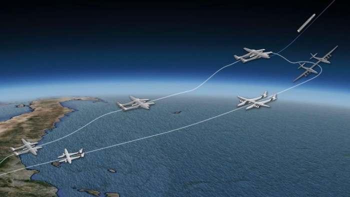Основной принцип действия ракетоносца.