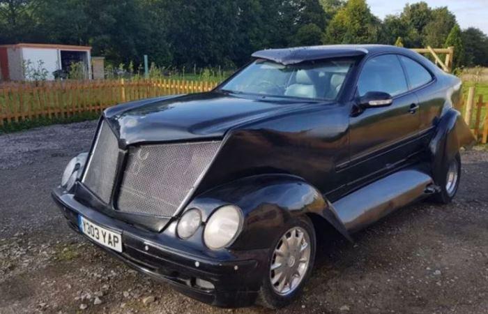 Когда в дизайне автомобиля что-то пошло не так.