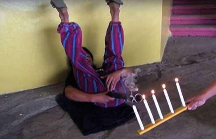 Пять свечей.