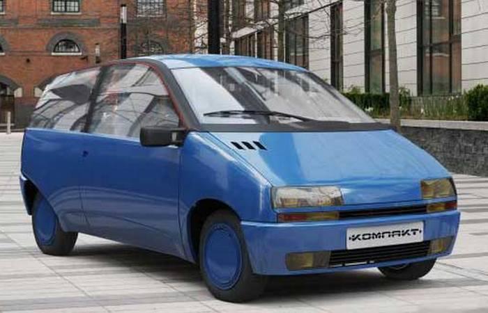 Автомобиль НАМИ 0288 «Компакт».