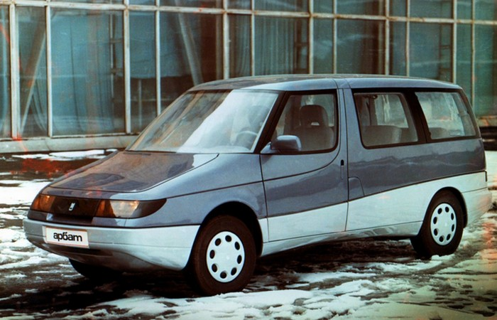 Автомобиль Москвич-2139 «Арбат».