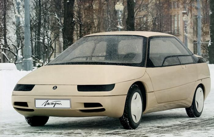 Автомобиль Москвич-2144 «Истра».