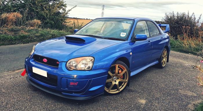Subaru Impreza - невероятно надёжное авто.