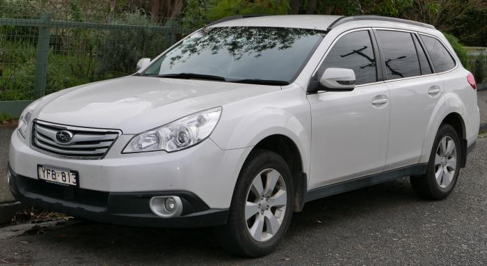 Subaru Wagons.