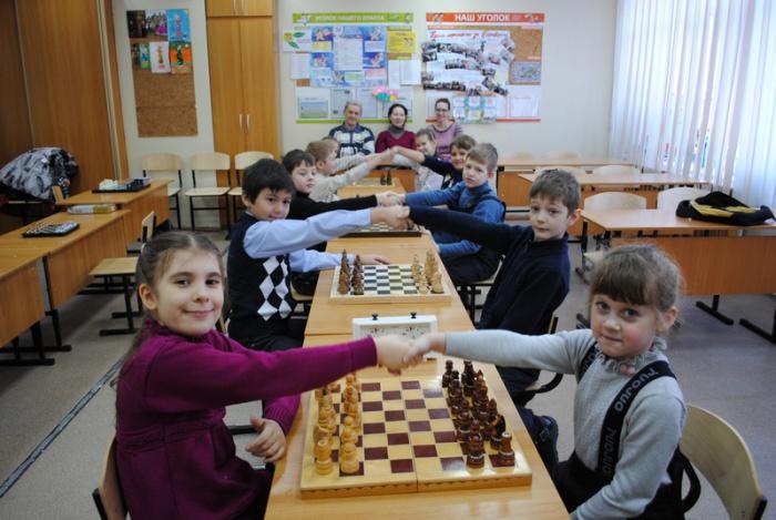Шахматы как учебная дисциалина.