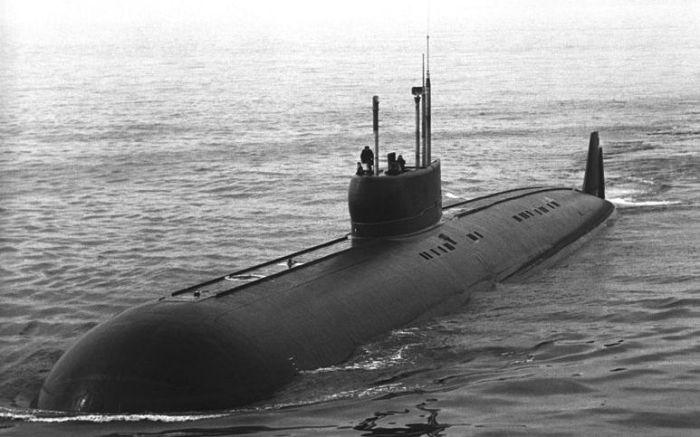 Советская K-222.