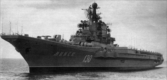 СССР нужны были свои авианосцы. |Фото: lgzforum.ru.