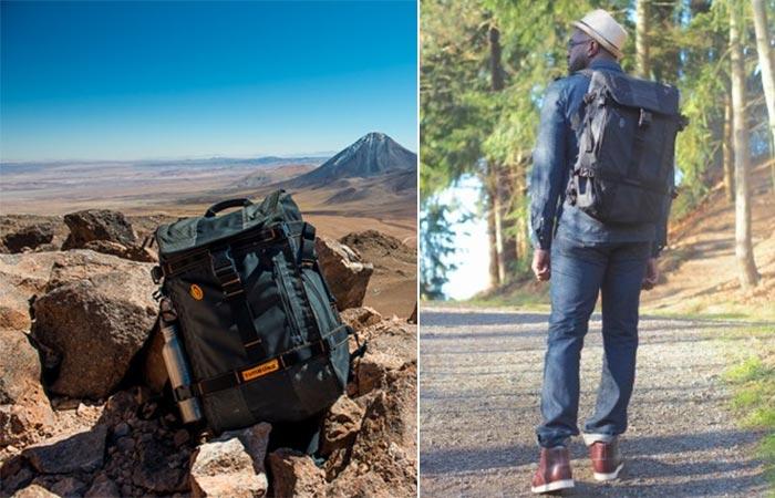 Рюкзак для любителей пеших походов.