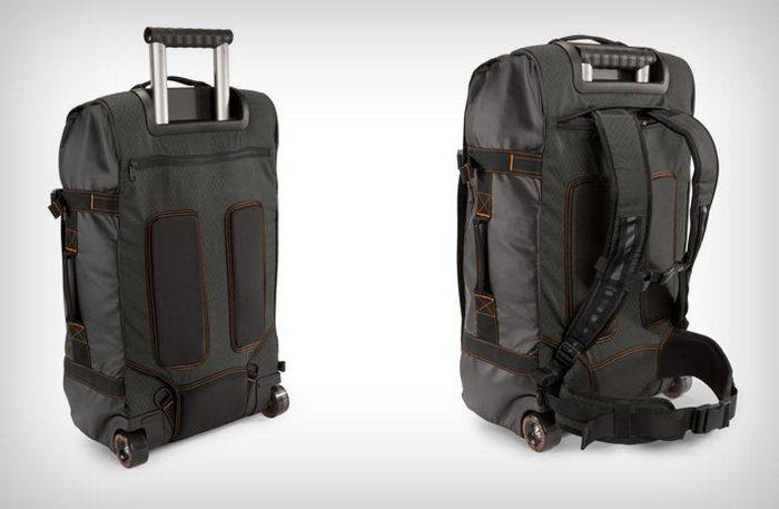Aviator Wheeled Backpack - идеальный рюкзак для путешественников.