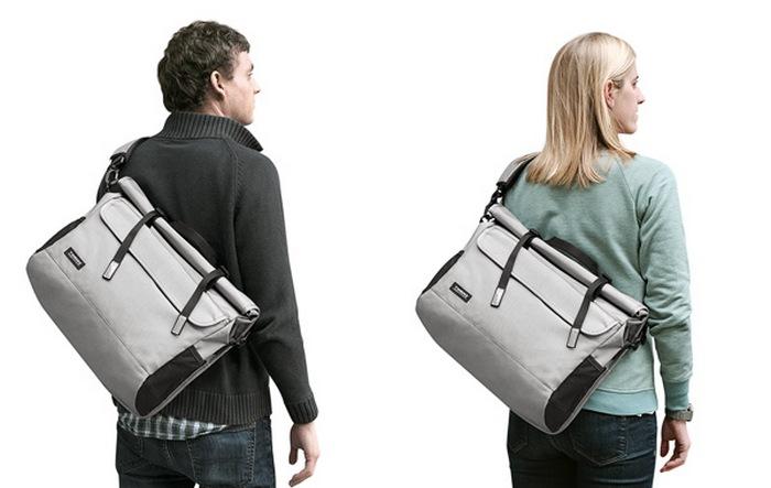 Classic Messenger Bag – идеальный выбор для деловых и активных людей.