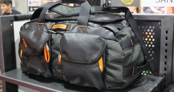 Navigator Duffel Bag - универсальная практичность.