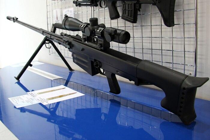 Снайперская винтовка созданная еще в СССР. |Фото: ru.m.wikipedia.org.