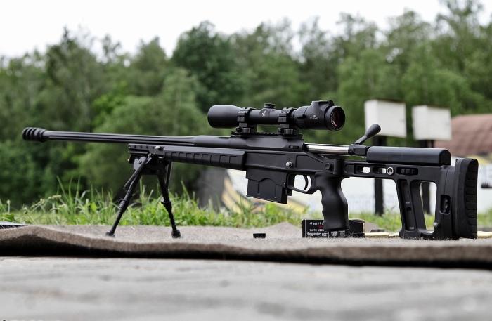 Очень серьезная винтовка. |Фото: politexpert.net.