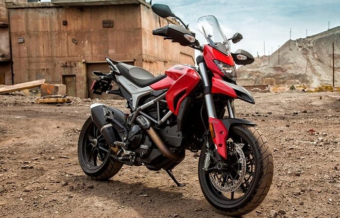 Ducati Hyperstrada -