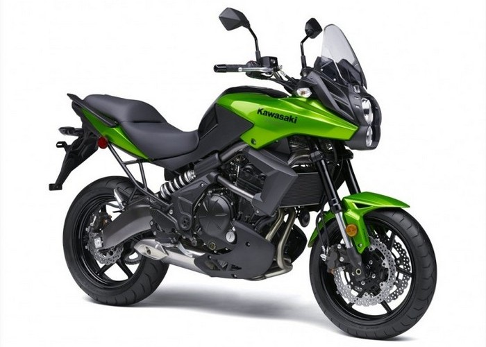 Kawasaki Versys - байк, который угодит всем.