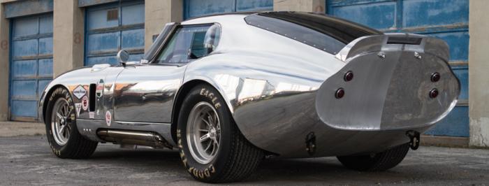 Kirkham Motorsports 289 Coupe.