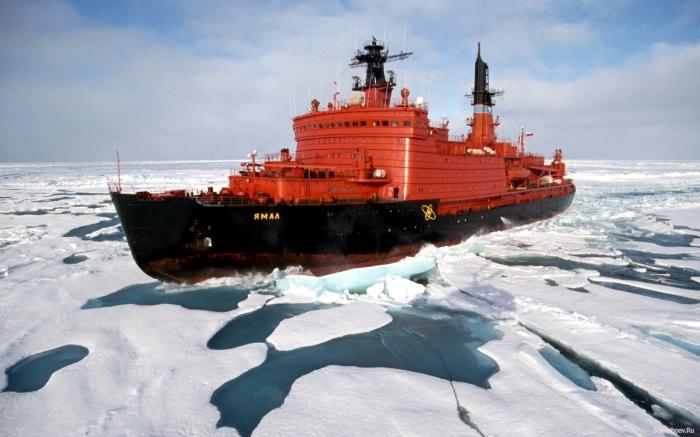 Ямал - самый большой в мире ледокол.