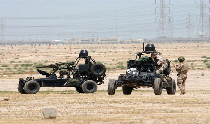 Desert Patrol Buggy.