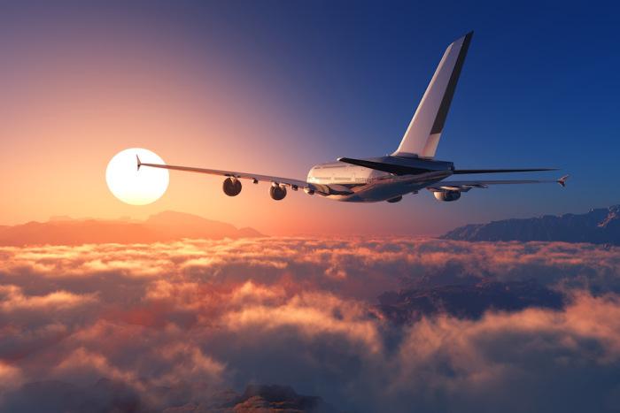 Лайнеры не всегда летают с пассажирами. ¦Фото: drive2.com.